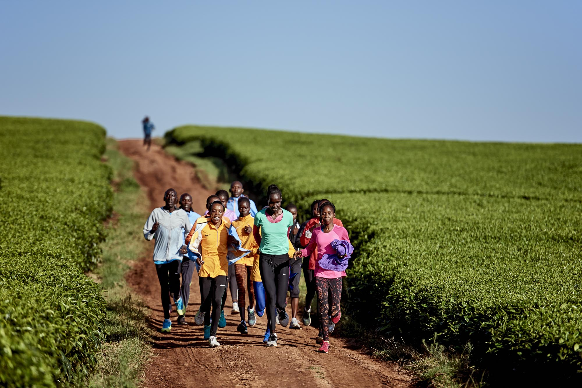 Marco Ferrario Photography | Kenyan women runners